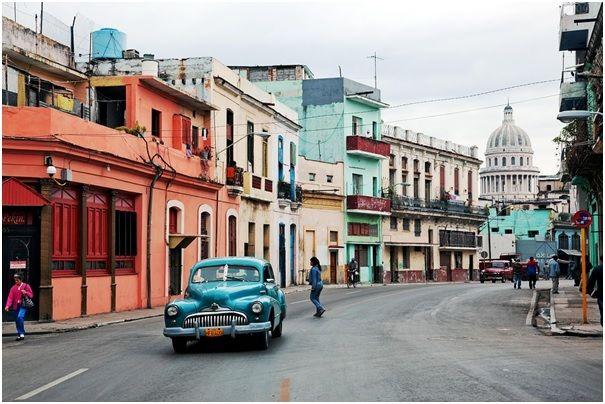 Au pays du Ché et de la salsa, à Cuba